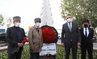 Çerkes Sürgününde hayatını kaybedenler 157.Yıl dönümünde Kartal'da anıldı