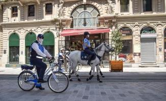 İBB'Den Bisikletli Zabıtadan İlk Devriye