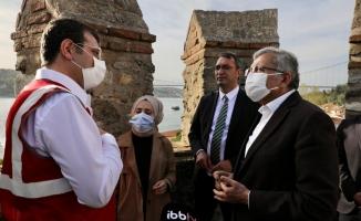 İBB, İstanbul'un tarihine sahip çıkmaya devam ediyor…