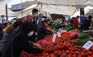 İstanbul'da Bir Günde 438 Semt Pazarı Açıldı