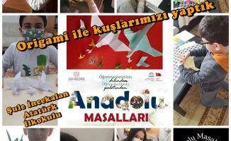 Anadolu Masal Dolu eTwinning Projesi