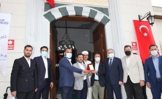 Avcılar Hazret-i Ebubekir Camiine Kavuştu