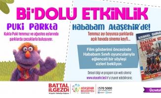 """""""Hababam"""" Ataşehir'in Parklarında"""