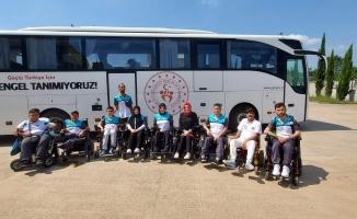 15 Temmuz Boccia Turnuvasına Bağcılar Damgasını Vurdu