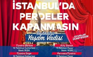 İstanbul'un Dört Bir Yanında Alkış Sesleri Yükseliyor