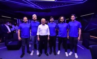 Kamudaki İlk E-Spor Merkezi  Üsküdar'da Açıldı