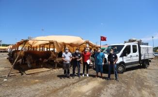 Kartal Belediyesi Kurban Bayramı Hazırlıklarını Tamamladı