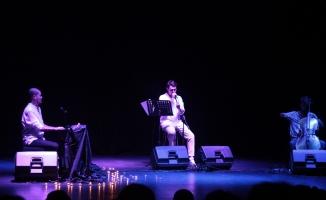 Sezgin Alkan & Çağan Şengül'den duygu dolu konser