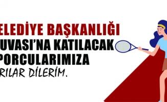 Ataşehir Belediye Başkanlığı 1. Senyör Tenis Turnuvası Başlıyor