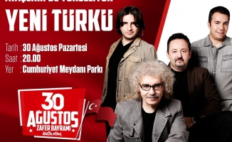 Ataşehir'de 30 Ağustos Zafer Bayramı Coşkusu