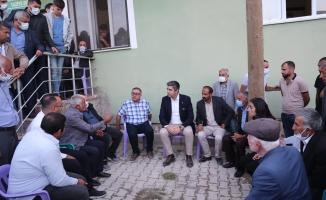 Başkan Gökhan Yüksel ve İBB Heyetinden Van'da Sel Mağdurlarına Ziyaret