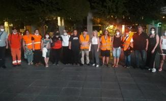 Depremin 22. Yılında Sivil Toplum Kuruluşları Ve Bakırköy Belediyesi'nden Basın Açıklaması