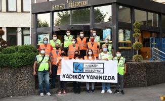 Kadıköy'den Yola Çıkan İkinci Ekip Marmaris'e Ulaştı