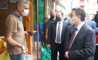 Babacan Giresun'a :'Dürüst ve Ehil Kadrolar Olmadan Ülke Düzelmez'