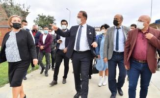 İstanbul Kent Konseyi'nden Beylikdüzü'ne Anlamlı Ziyaret