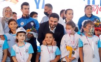 Kağıthane Belediyesi 10 Binden Fazla Çocuğa Spor Eğitimi Verdi