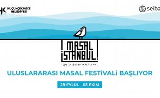 Masal  İstanbul Festivali 'Suyla Gelen Masalar' Temasıyla Küçükçekmecede de  Başlıyort