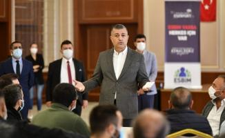 Başkan Bozkurt, İş Arayan Vatandaşlar Bir Araya Geldi