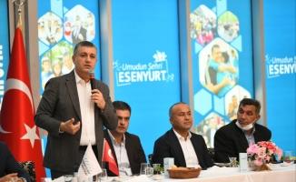 Başkan Bozkurt, Roman Temsilcileriyle Bir Araya Geldi