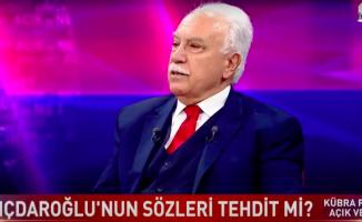 """Doğu perinçek:  """"kılıçdaroğlu'nun söylemleri kaos planının parçasıdır"""""""