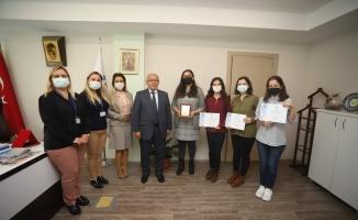 Kartal Belediyesi'nden Kreş Öğrencilerine Online İngilizce Eğitimi