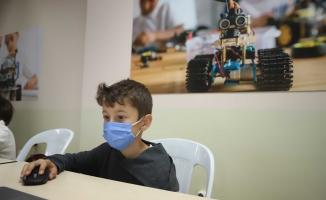 Kartal belediyesi'nden çocuklara 'robotik kodlama eğitimi'