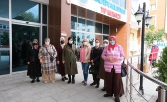 Maltepe Belediyesi'nden kadınlara meme kanseri taraması