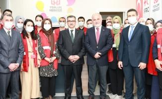 Türk Kızılay Azerbaycan Kızılay'ın Kapasitesini Geliştirecek / Basın Bülteni