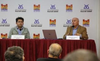 """ZKS'de Gerçekleşen """"Kültür Tarihi Söyleşileri"""" Programına, Prof. Dr. Ahmet Taşağıl Konuk Oldu"""