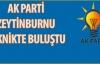 AK Parti Zeytinburnu piknikte coştu
