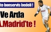 Arda Turan Atletico Madrid'te