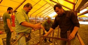 Beylikdüzü ModernKurban Satış ve Kesim Yeri, Yeni Yerinde Bahara Hazırlanıyor