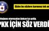 CIA PKK için söz verdi !