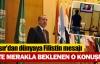 Erdoğan'dan BM'ye ve İsrail'e mesaj