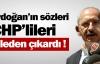 Erdoğan'ın iddiası CHP'lileri çıldırttı