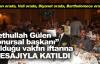 Fethullah Gülen: ''İnsanlık ölmemiş''