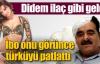 İbo, Didem'i görünce türküyü patlattı