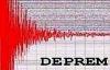 Marmara'da deprem !