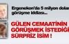 Perinçek'ten Gülen iddiası !