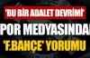 Spor medyasından Fenerbahçe yorumu!