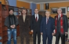 TAMAŞ' tan Gazetemize nezaket ziyareti