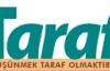 Taraf Plaket törenimizi haber yaptı