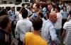 Trabzon'da İstiklal Marşı gerginliği