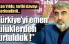 ''Türkiye'yi emen sülüklerden kurtulduk''