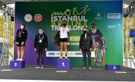 İstanbul Sprint Triatlonu'nda Beylikdüzü Ev Sahibi Oldu