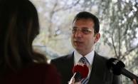 """İmamaoğlu : """"Ona Buna Para Yağdıran İştiraklerimiz Artık İstanbul' luya Yardım Ediyor """""""