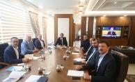 3. Bölge Belediye Başkanları Bağcılarda Toplandı