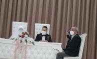 Nur ve Cihan mutluluğa imza attı.