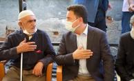 Babacan'dan Dedeoğlu Ailesine Taziye Ziyareti 'Adalet talebinin takipçisi olacağız'