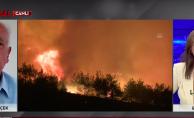 Doğu Perinçek:  Bu Yangınlar ABD'nin Türkiye'ye Açtığı Yeni Tipte Bir Savaştır